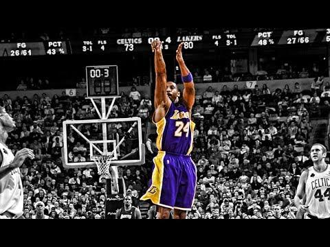 Kobe Bryant Shooting Form Breakdown - YouTube