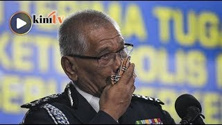 Noor Rashid Sebak Tinggalkan PDRM
