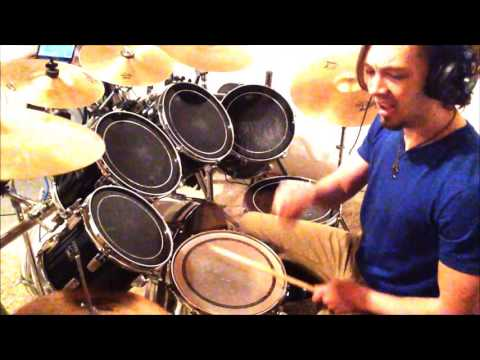 Bullet for my Valentine - Your Betrayal Drum Cover