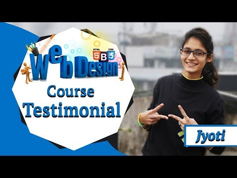 JYOTI-Website Designing Trainee | WebtechLearning - Web Education Academy