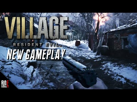 RESIDENT EVIL 8: VILLAGE || NEW GAMEPLAY | PS5 First Play