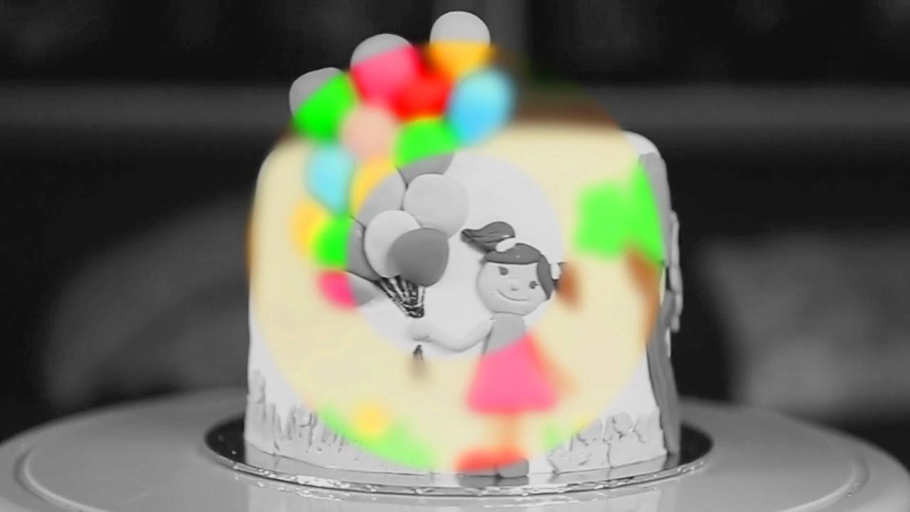 Cake Decorating Tutorial Cara Menghias Kue yang Mudah dengan