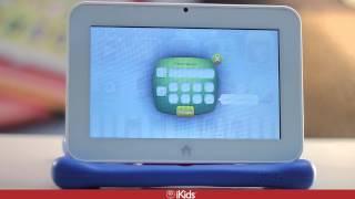 Обзор планшета iKids