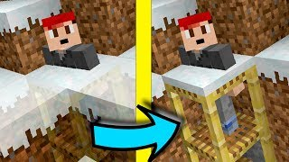 6 Scaffolding Tricks in Minecraft