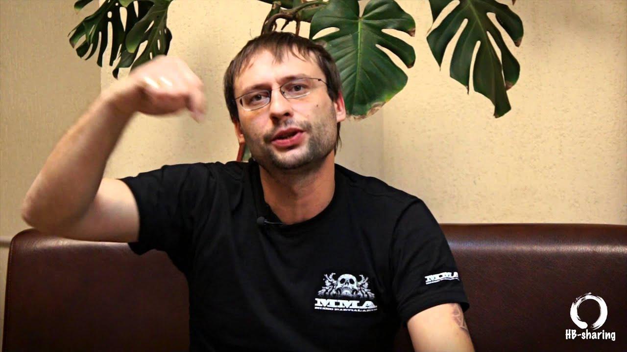 Мой опыт холотропного дыхания: Алексей Соловьев