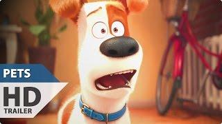 Das Geheime Leben der Tiere-Trailer 2 (2016), Kevin Hart, Louis C. K. Animation, Komödie