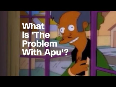 How A Simpsons Character Pushed Indian Stereotypes Youtube