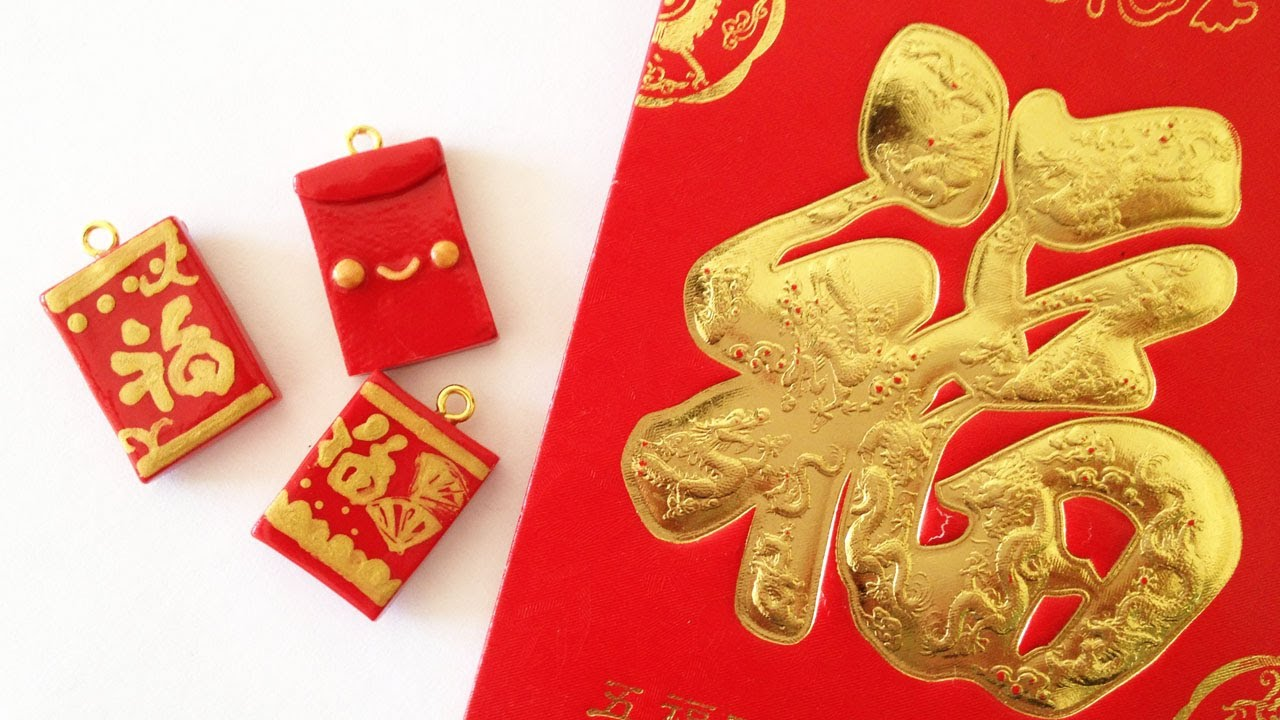 tutorial lucky red envelopes chineselunar new year youtube - Red Envelopes Chinese New Year