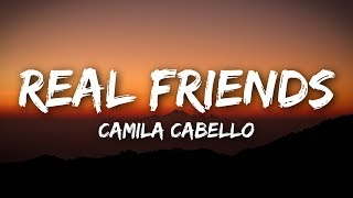 Camila Cabello Real Friends Audio
