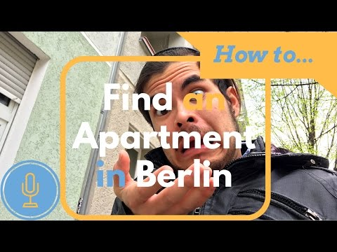 How to find an Apartment in Berlin