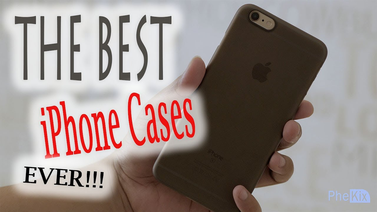 huge selection of d6bb5 86e3d The Best Super Thin Cases Cafele for iPhone 6S Plus