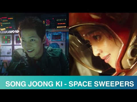 """Song Joong-Ki Upcoming Sci-Fi Movie """"Space Sweepers"""" from YouTube · Duration:  2 minutes 3 seconds"""