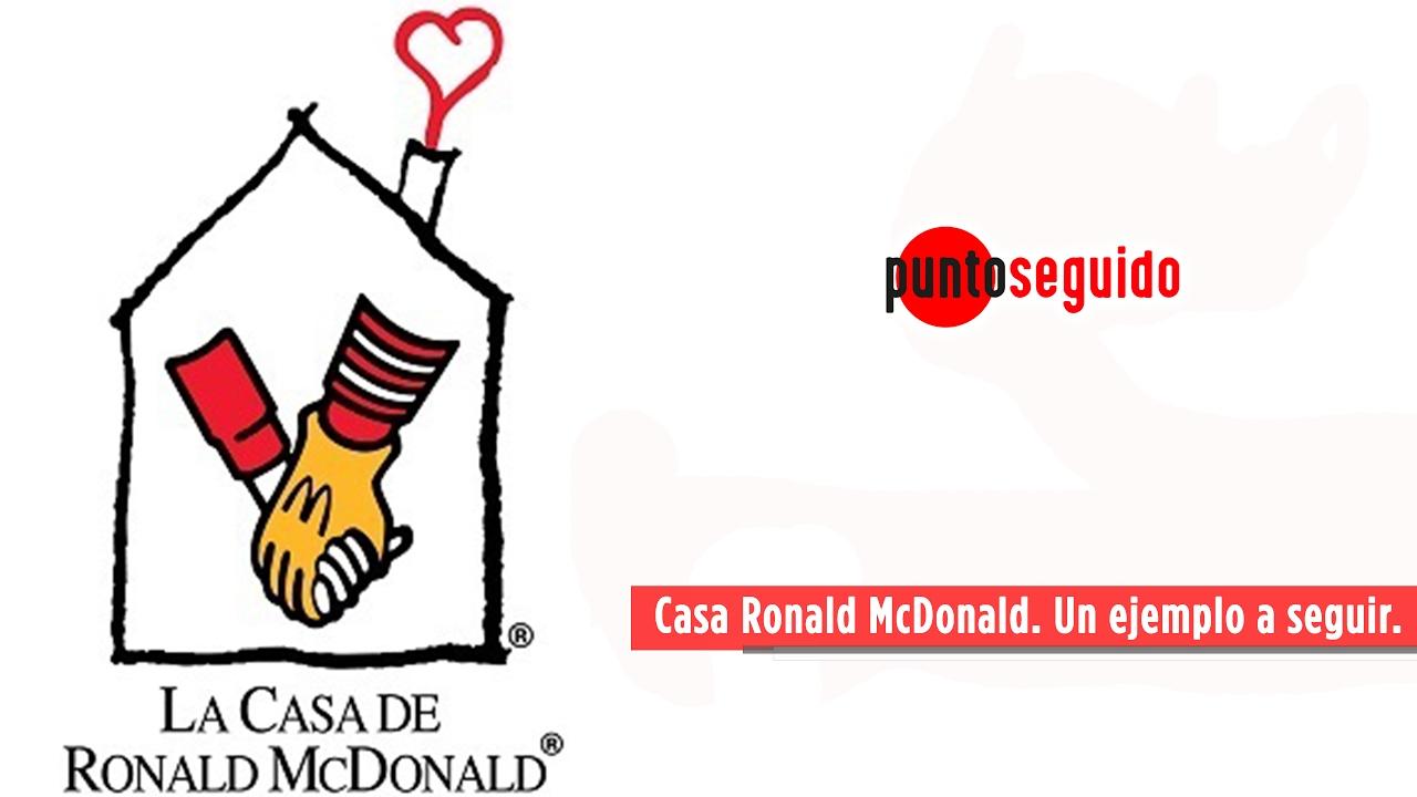 La casa de ronald mcdonald youtube for Casa mcdonald