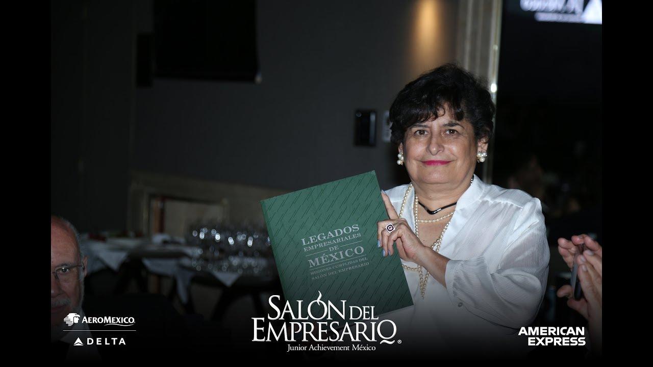 """Obra Editorial """"Legados Empresariales de México, Misiones Cumplidas del Salón del Empresario"""""""