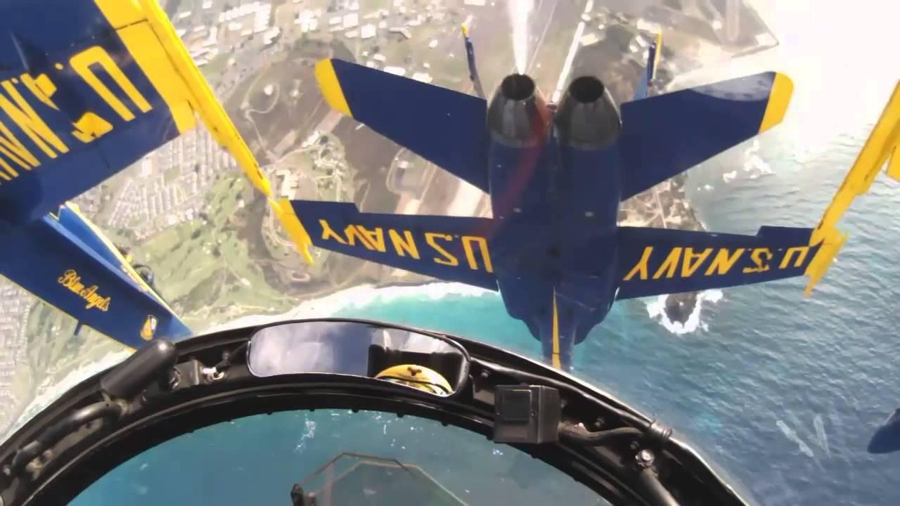 blue angels aerial stunts - inside look - youtube