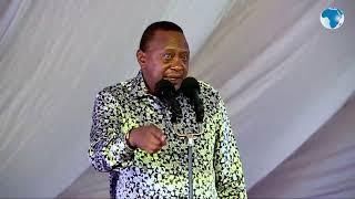 President Kenyatta: Bruce was a great man who mentored my son Jomo