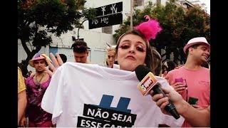 Baixar 'Não é não' é a campanha do Carnaval 2018
