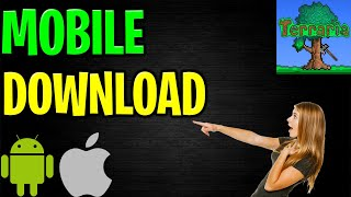 NEW Terraria Mobile Download - How to Download Terraria Mobile iOS Android July 2020