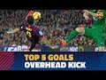 TOP GOALS | Five great Barça overhead kicks