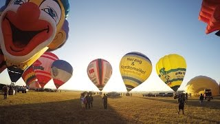 20th Philippine International Hot Air Balloon Festival