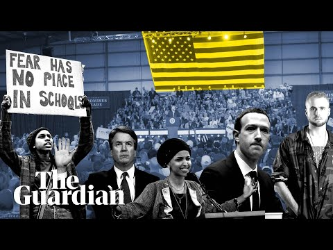 2018 in 100 seconds: how the Guardian's US news coverage changed the story
