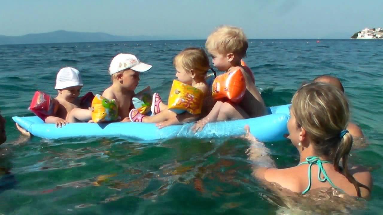 Chorvatsko 2011 - děti jedou na Hvar - YouTube