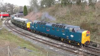 ELR Class 40s at 60 Saturday 14th April 2018