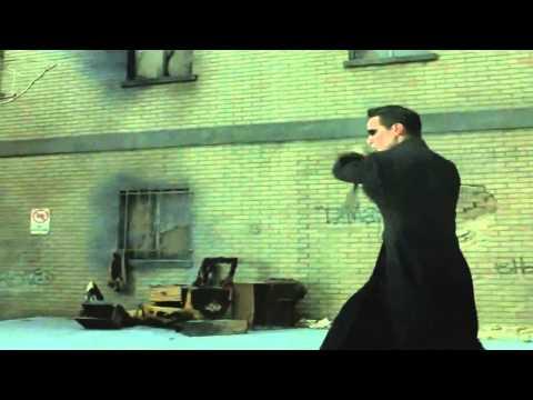 Axi - Cyberline HD (Metropolis/Matrix Trilogy music vid)