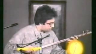 Setar of Maestro Hamid Motebassem - Dastgah Nava