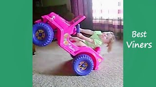 Try Not To Laugh or Grin While Watching Funny Kids Vines - Best Viners 2021