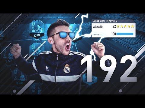 PLANTILLA 192 DE VALORACIÓN !!!!