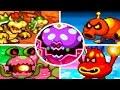 Mario & Luigi: Partners in Time - All Bosses (No Damage)
