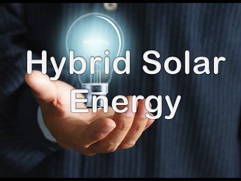 Hybrid Solar Energy Canberra | What is Hybrid Solar Energy | Solar Power Canberra