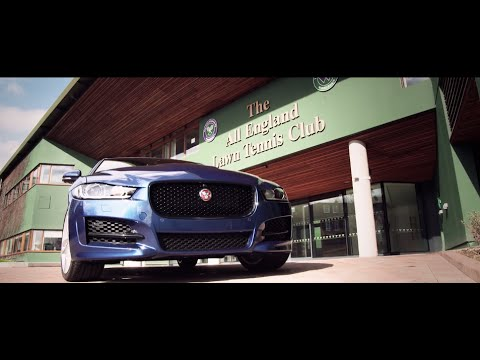 Jaguar announced as The Official Car of The Championships, Wimbledon