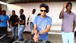 DJ Clock ft Shisaboy NgomsoHypersonic