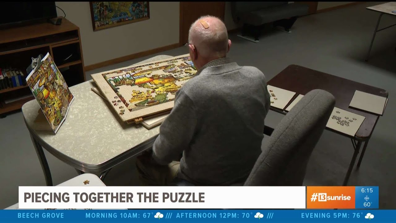 The Puzzle Man