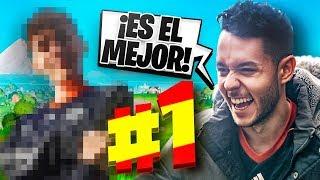 EL MEJOR JUGADOR DE ESPAÑA DE FORTNITE - TheGrefg