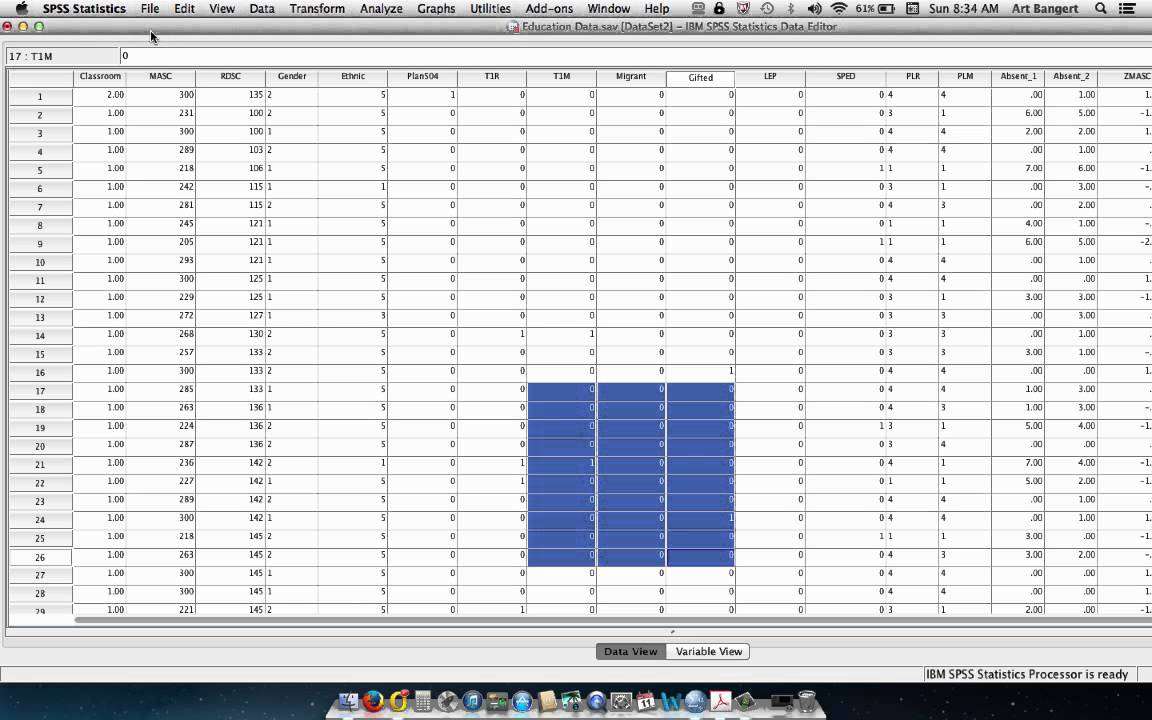 Using SPSS to obtain z scores and percentile ranks - YouTube Z Score Table Percentile