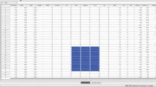 Using SPSS to obtain z scores and percentile ranks