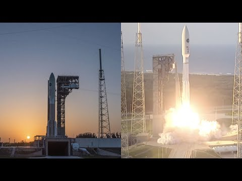 Atlas V 551 launches AFSPC-11 (CBAS & EAGLE)