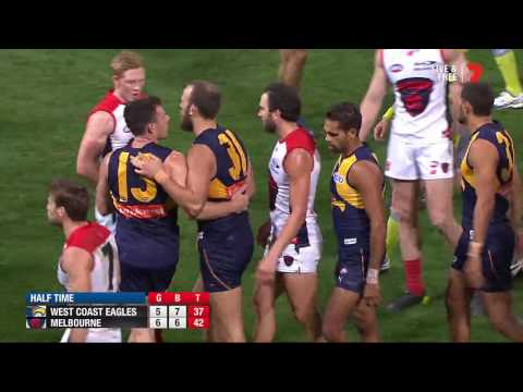 Round 14 AFL - West Coast Eagles v Melbourne Highlights