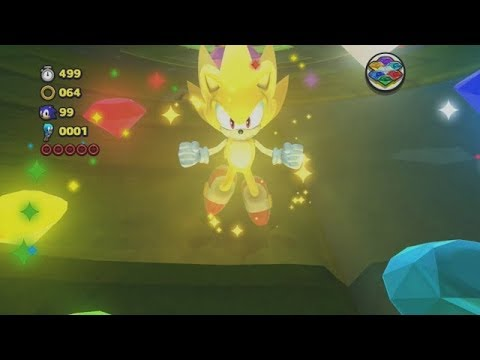 Let's Play Sonic Lost World! (Extra)