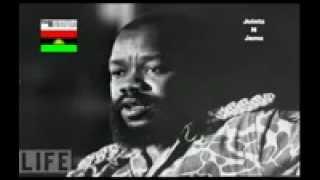 ojukwu s speach the biafrans durring the nigerian biafra war pt