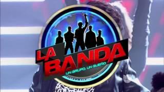 "Jaime Cruz Sings ""La Noche Es Tuya"" by 3BallMTY   La Banda Finale 2015"