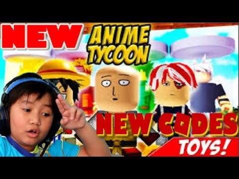 *NEW* ANIME TYCOON CODES! [100% WORKING!!!] 3 New Codes!