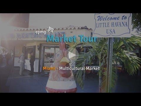 EPMG Market Tour - Multicultural Miami
