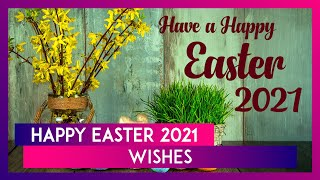 Easter 2021 is on april 4. from light-hearted and funny to thoughtful heartfelt, we bring you the best happy wishes. these sunday mess...