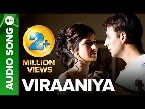 VIRAANIYA  Full Audio Song  Namastey London  Akshay Kumar & Katrina Kaif