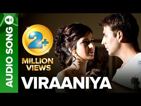 VIRAANIYA | Full Audio Song | Namastey London | Akshay Kumar & Katrina Kaif
