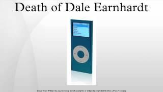 death of dale earnhardt